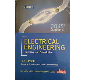 Electrical Engineering objective and Descriptive 2019 by Guider Publication in English Medium
