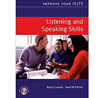 Buy Improve Your IELTS Listening And Speaking Skills (With CD) By Barry Cusack