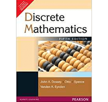 Discrete Mathematics 5th Edition by John A Dossey