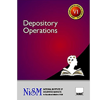 Depository Operations by National Institute of Securities Markets(NISM)