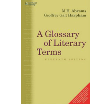 A Glossary of Literary Terms Cengage Learning India
