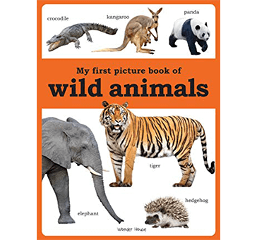 Buy My First Picture Book Of Wild Animals