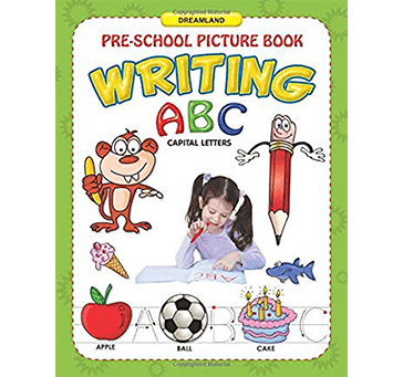 Buy ABC Capital Letters Writing