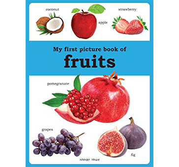 Buy My First Picture Book Of Fruits