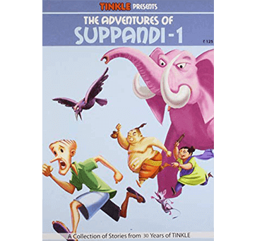 Buy The Adventures Of Suppandi – 1 (Tinkle)