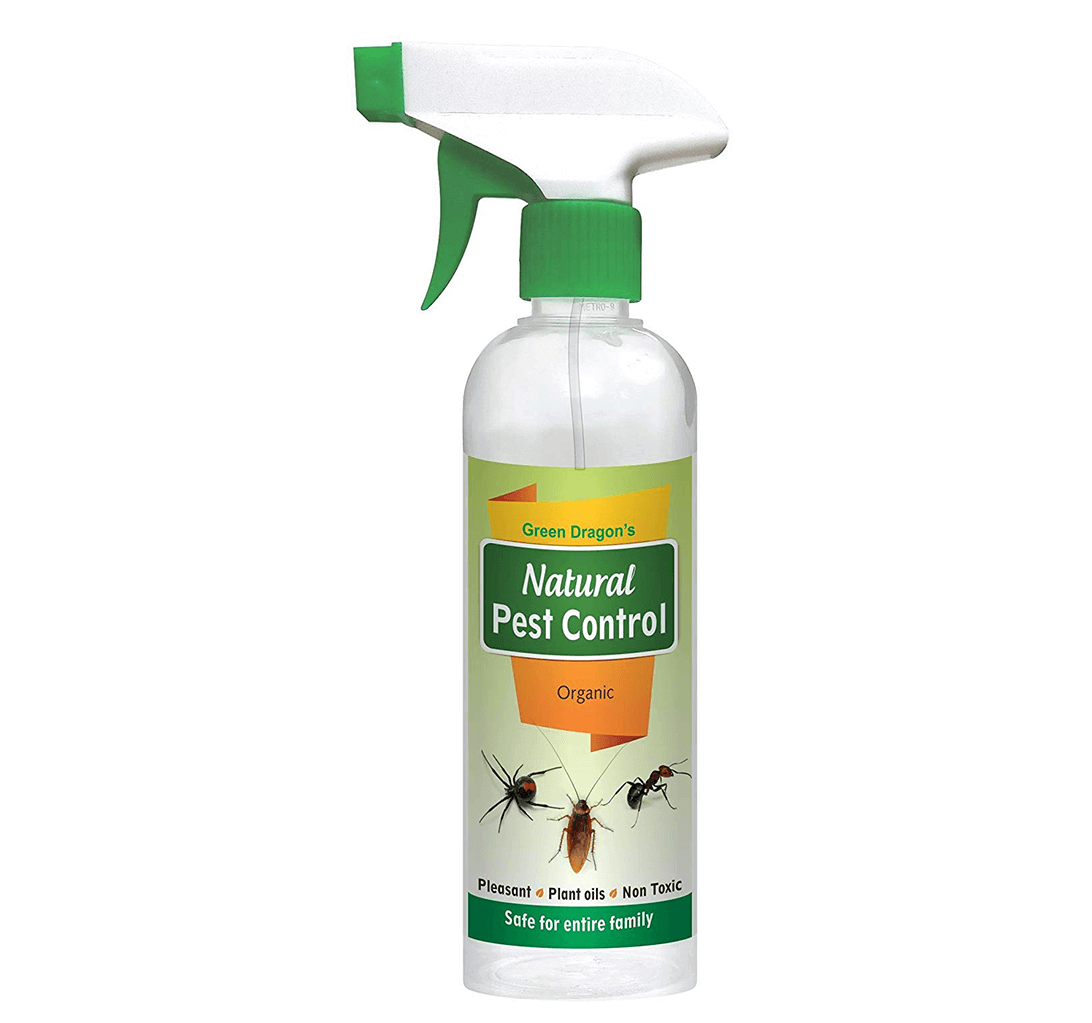 Green Dragon's Natural Pest Control 500ml Do It Yourself Pack