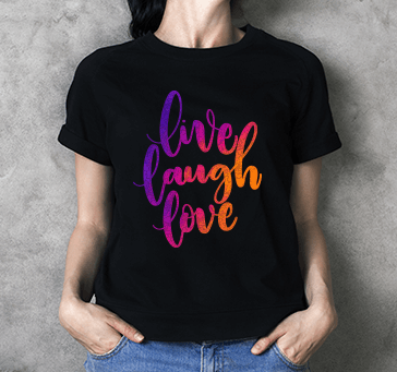 Buy Live Laugh Love