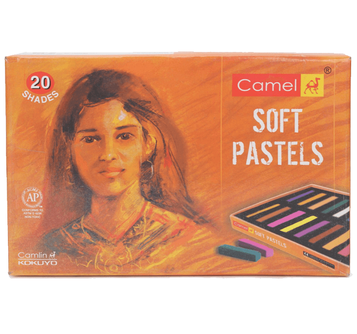 Buy Camel Soft Pastel (20 Shades)