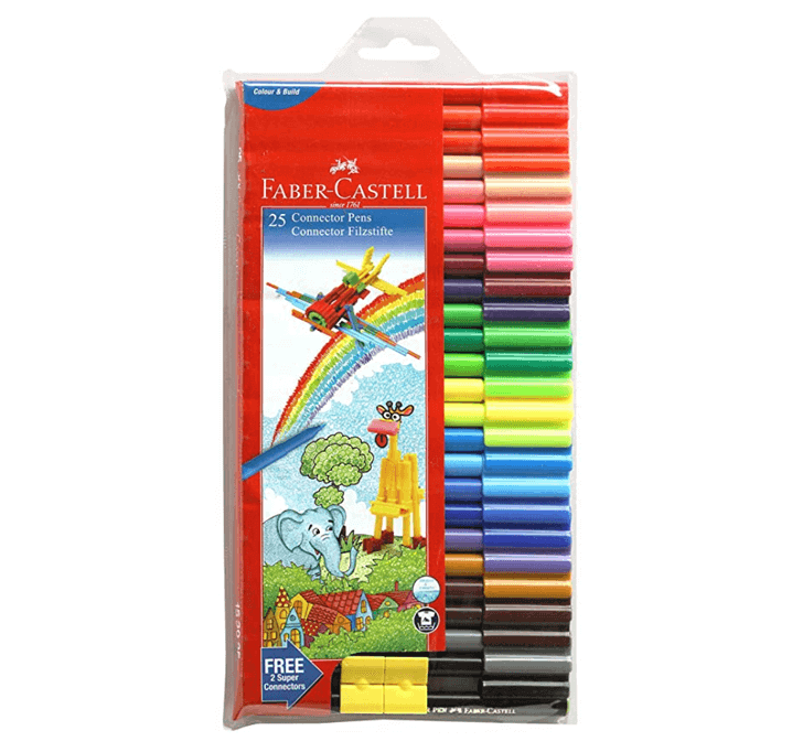 Buy Faber-Castell Connector Pen Set