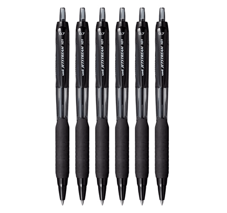 Buy UNI-BALL Jetstream Roller Ball Pen (Black)