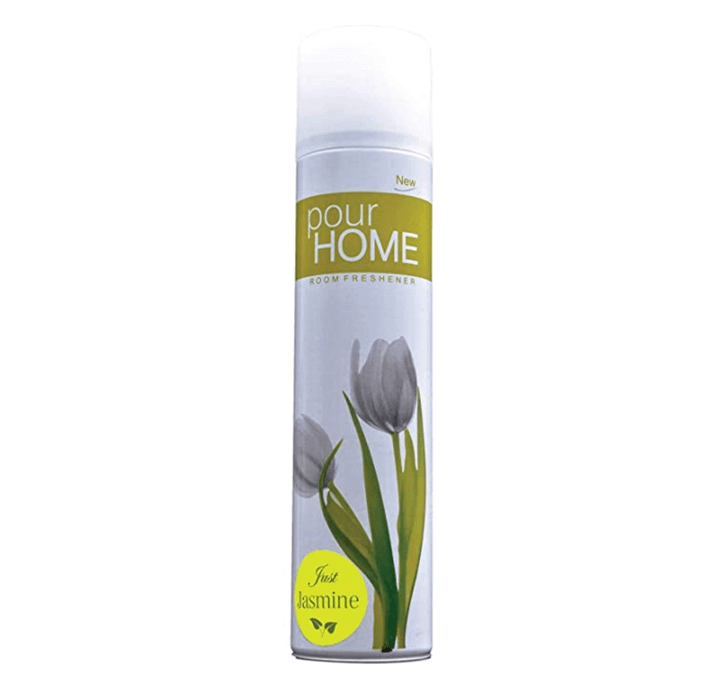 Buy Envy Room Freshener White Just Jasmine - 130 Gm