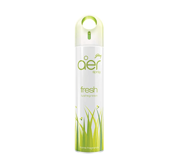Buy Godrej Aer Spray, Home & Office Air Freshener - Fresh Lush Green (240 Ml)