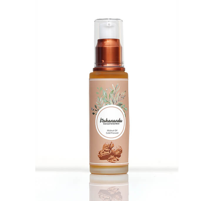 Buy Keshananda Cold Pressed Walnut Oil (50 Ml)