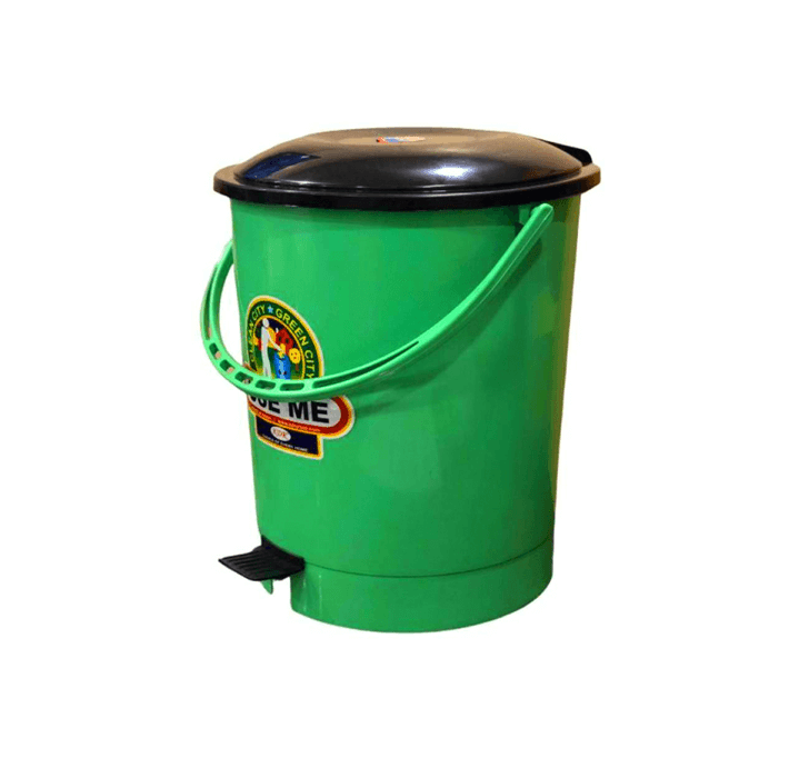 KDR Plastic Dustbin with Pandle