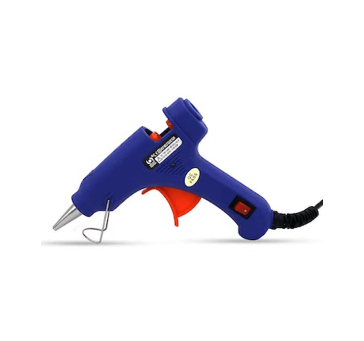Buy Hot Melt Glue Gun With Button (100 Watt)