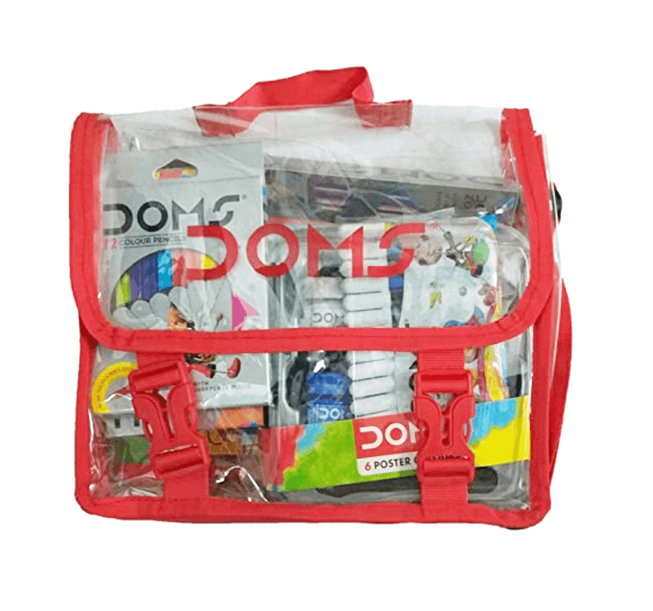 DOMS Junior Art Kit (8 Products)
