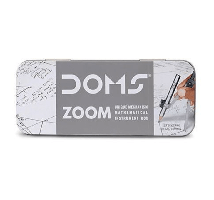 Buy DOMS ZOOM Unique Mechanism Mathematical Instrument Box
