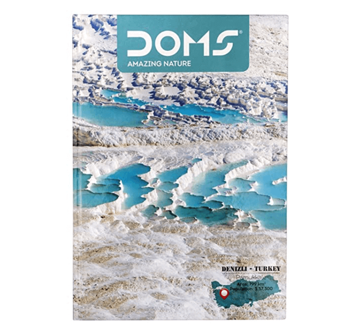 Buy DOMS Single Line (300 Pages) (21 X 29.4 CM)
