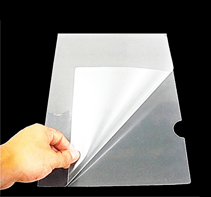 Buy A4 L Folder Transparent (100% High Quality)