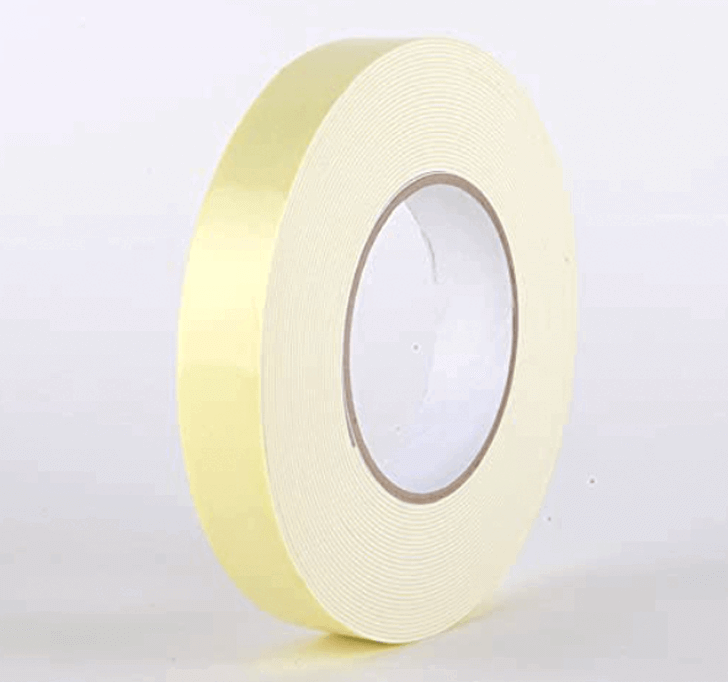 Buy Double Side Foam Tape (24 Mm) (Length 5 Yrds)