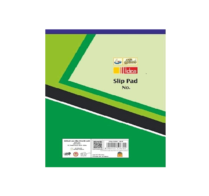 Buy Hans Idea Slip Pad No.44 (70 Pages) (180 X 215 Mm)
