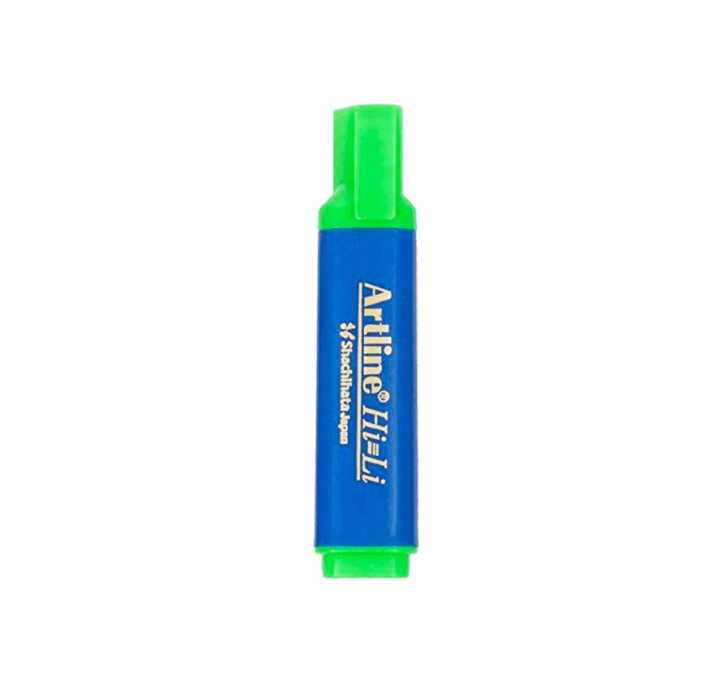 Buy Artline Hi-Li Highlighter (Green)