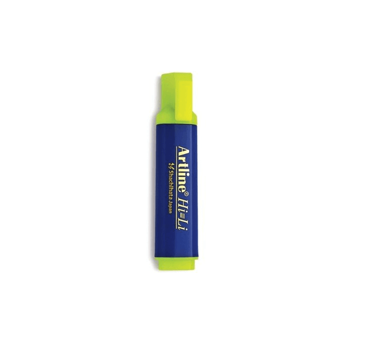 Buy Artline Hi-Li Highlighter (Yellow)
