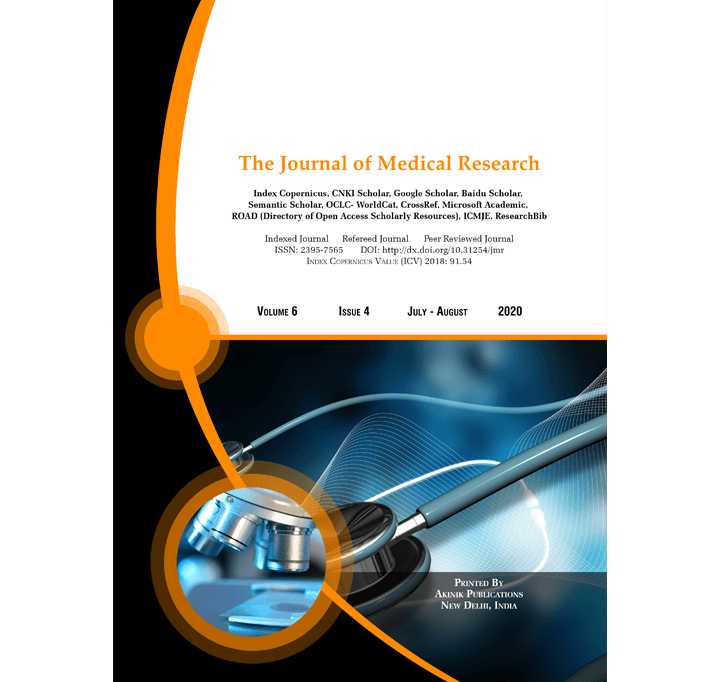 Buy The Journal Of Medical Research