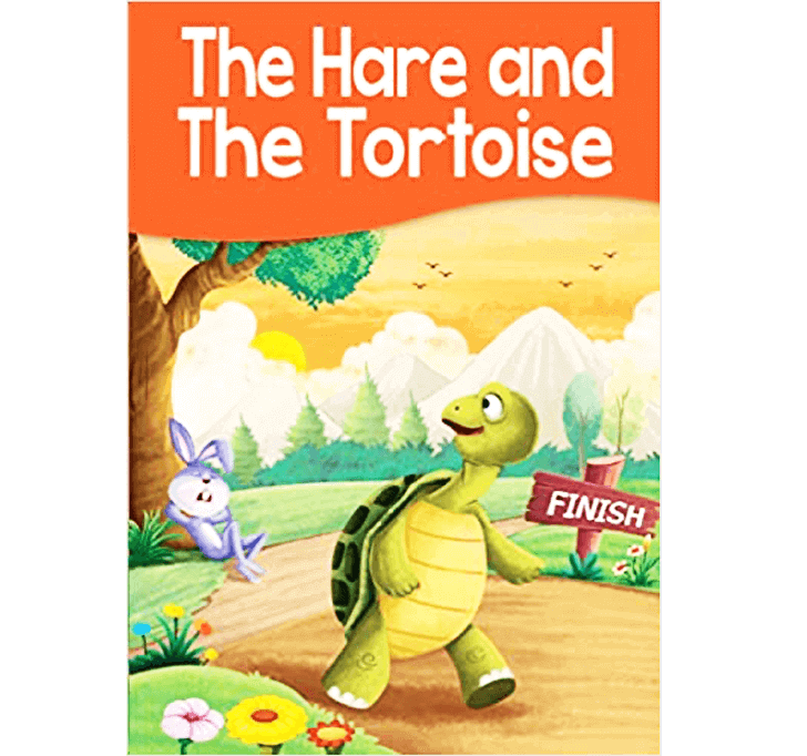 Buy The Hare And The Tortoise