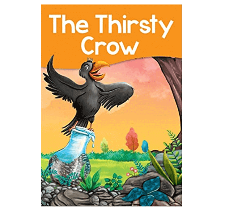 Buy The Thirsty Crow (Story Book)