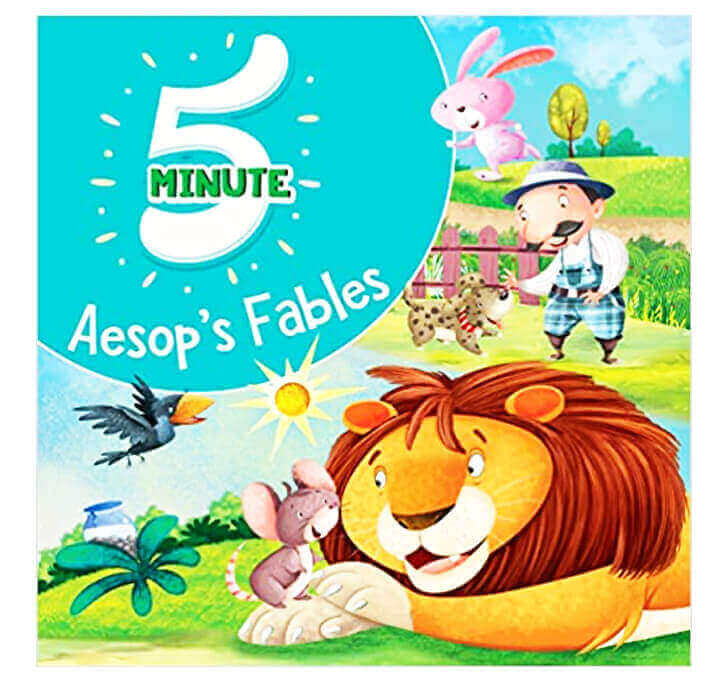 Buy 5 Minute Aesop's Fables