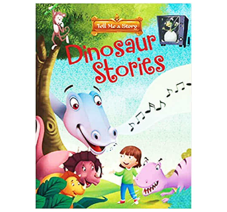 Buy Dinosaur Stories (Reading Age = 3 To 6 Years)