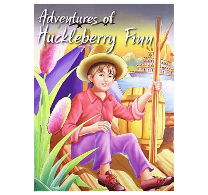 Buy Adventures Of Huckleberry Finn (My Favourite Illustrated Classics)