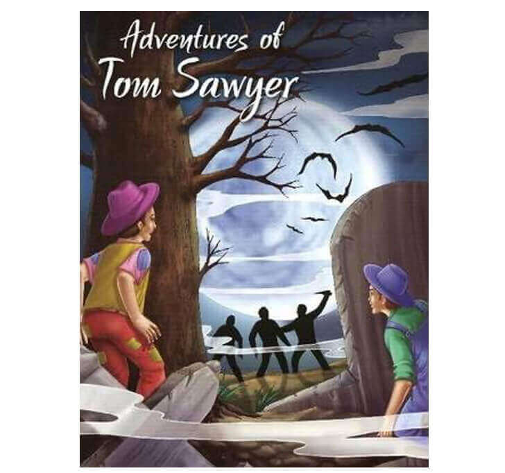 Buy Adventures Of Tom Sawyer (My Favourite Illustrated Classics)