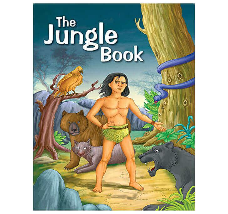 Buy JUNGLE BOOK (My Favourite Illustrated Classics)