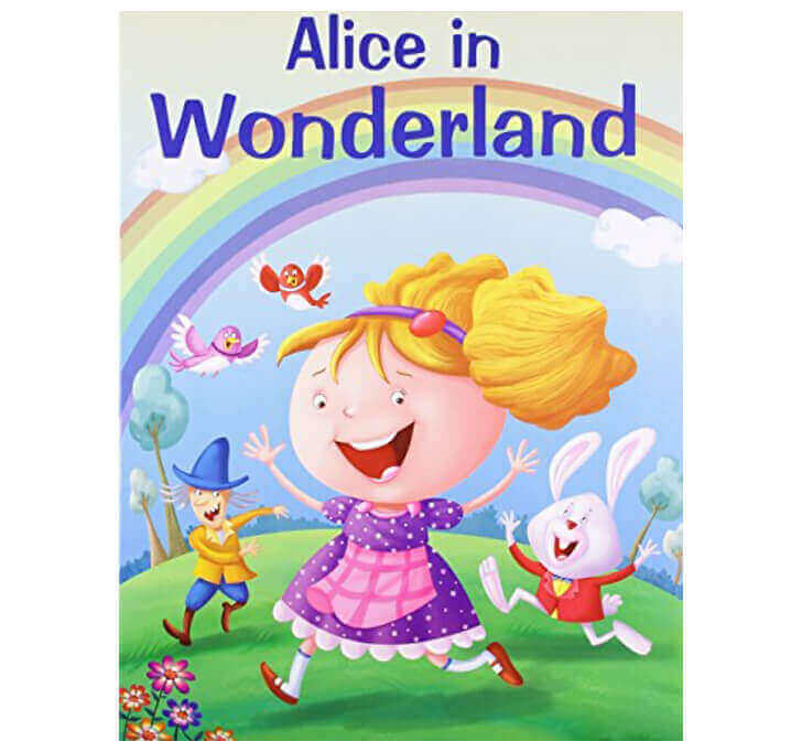 Buy Alice In Wonderland (My Favourite Illustrated Classics)