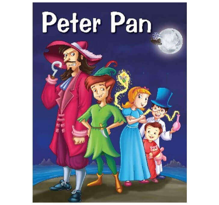 Buy PETER PAN (My Favourite Illustrated Classics)