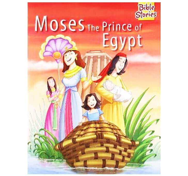 Buy Moses: The Prince Of Egypt: 1 (Bible Stories)