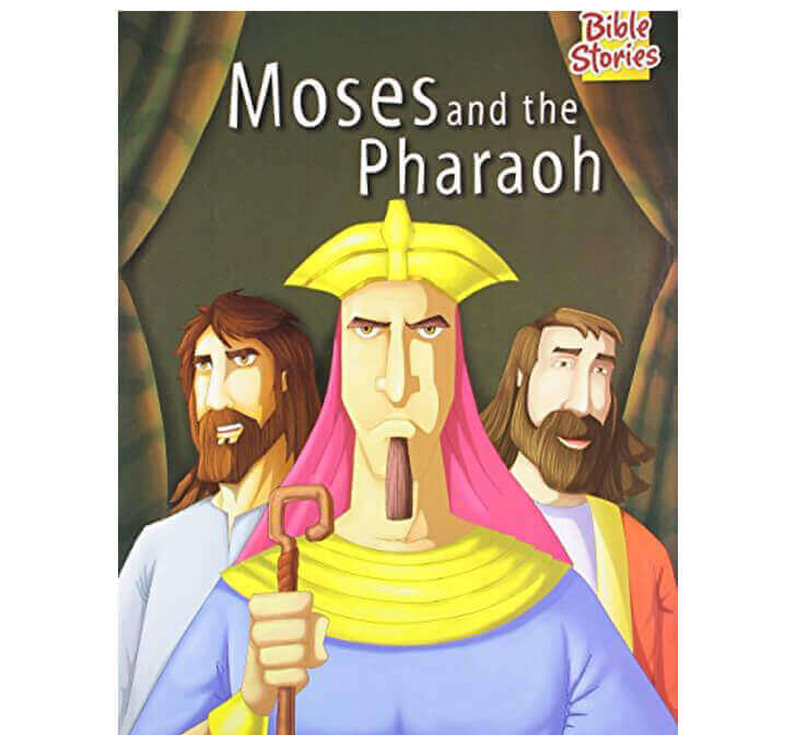 Buy Moses And The Pharaoh: 1 (Bible Stories)
