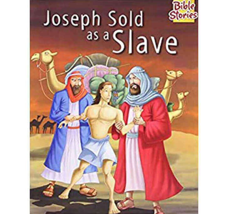 Buy Joseph Sold As A Slave: 1 (Bible Stories)