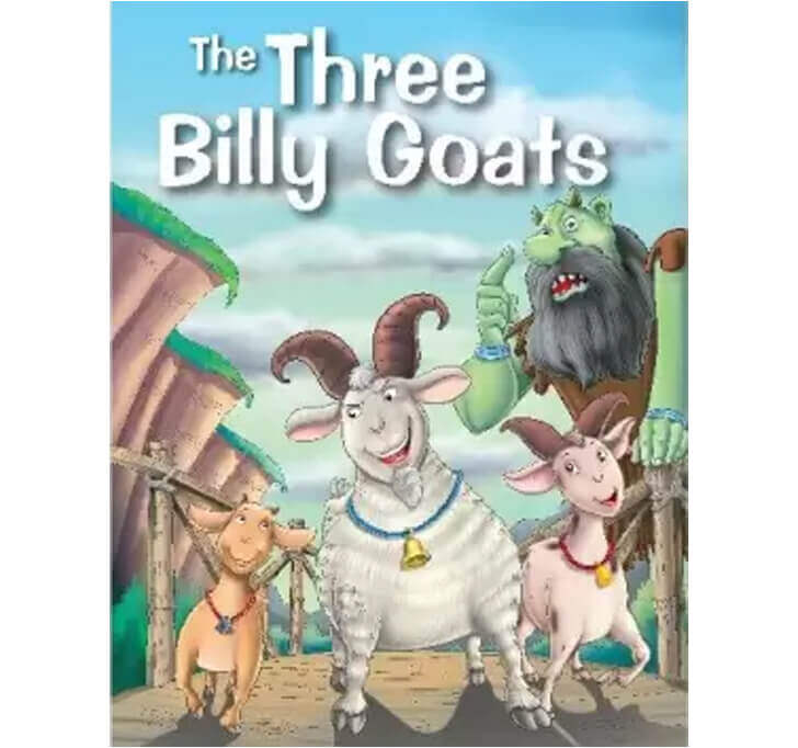 Buy The Three Billy Goats (Timeless Stories)