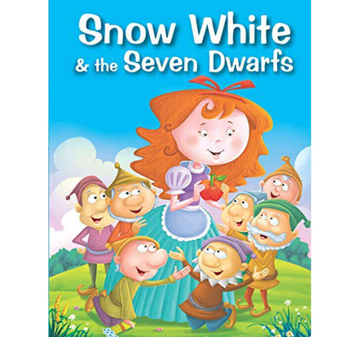 Buy Snow White & The Seven Dwarfs (My Favourite Illustrated Classics)