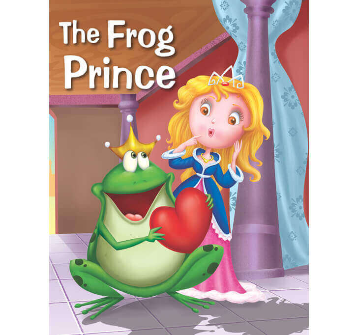 Buy The Frog Prince (My Favourite Illustrated Classics)