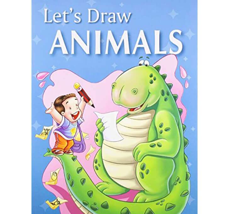 Buy Let's Draw - Animals (How To Draw)