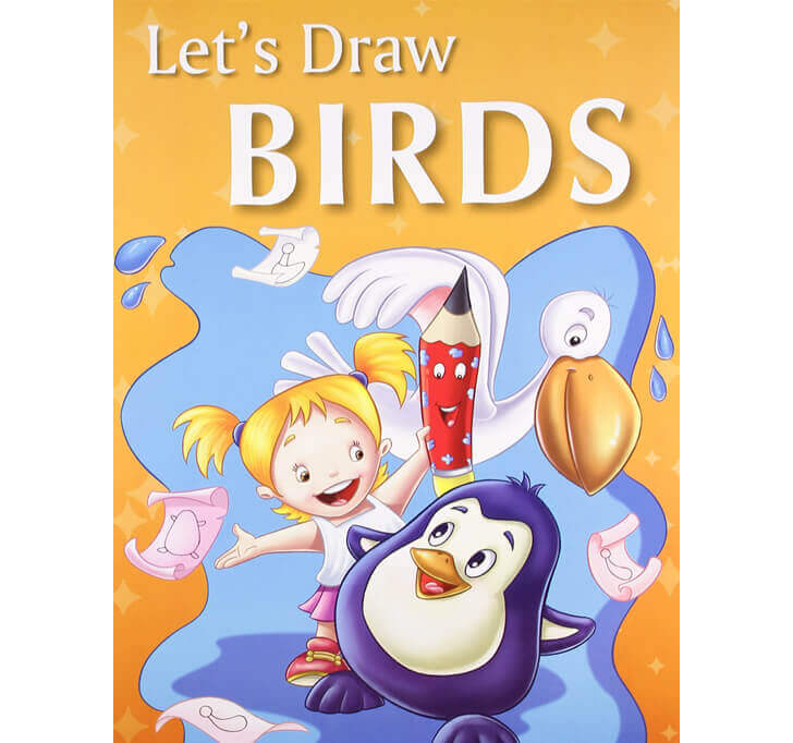 Buy Let's Draw Birds (How To Draw)
