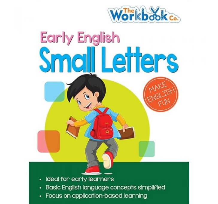 Buy Early English Small Letters
