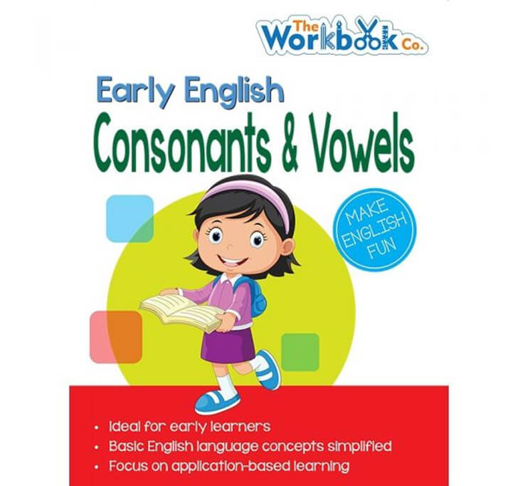 Buy Early English Consonants & Vowels