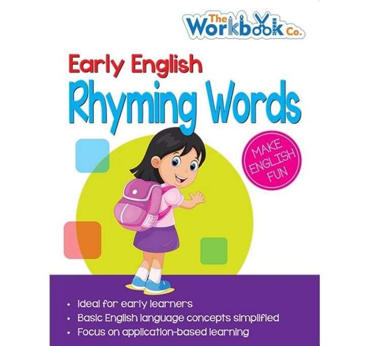 Buy Early English Rhyming Words