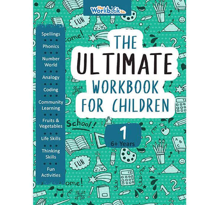 Buy The Ultimate Workbook For Children 6 - 7 Years Old