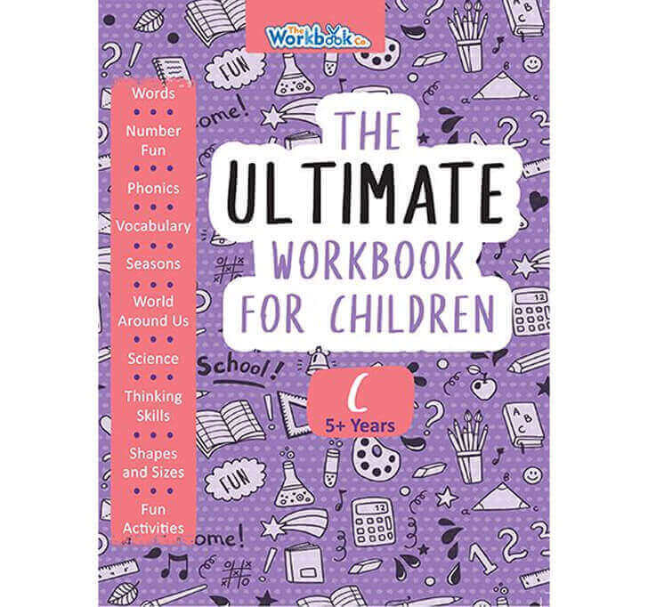 Buy The Ultimate Workbook For Children 5 - 6 Years Old